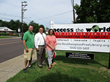 Felicity Visual Solutions Donates Sign