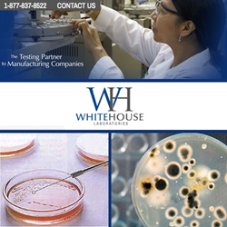 Microbiology Lab - Whitehouse Labs