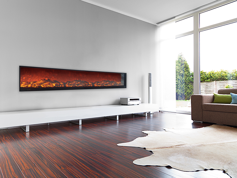 Touchstone Home Products Expands Its Electric Fireplace Product Line