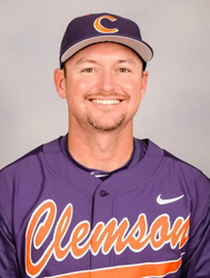 Monte Lee - Head Baseball Coach of the Clemson Tigers