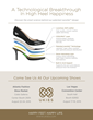 Comfort Heel Brand UKIES Attending MAGIC and the Atlanta Shoe Market