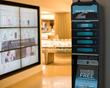 retail tech phone charging station bloomingdales
