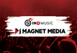 INDMUSIC and Magnet Media Form Creative Development Partnership to Live Stream Music Events