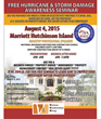 Venture Construction Group Holds the Hurricane & Storm Damage Preparedness Seminar August 4, 2015