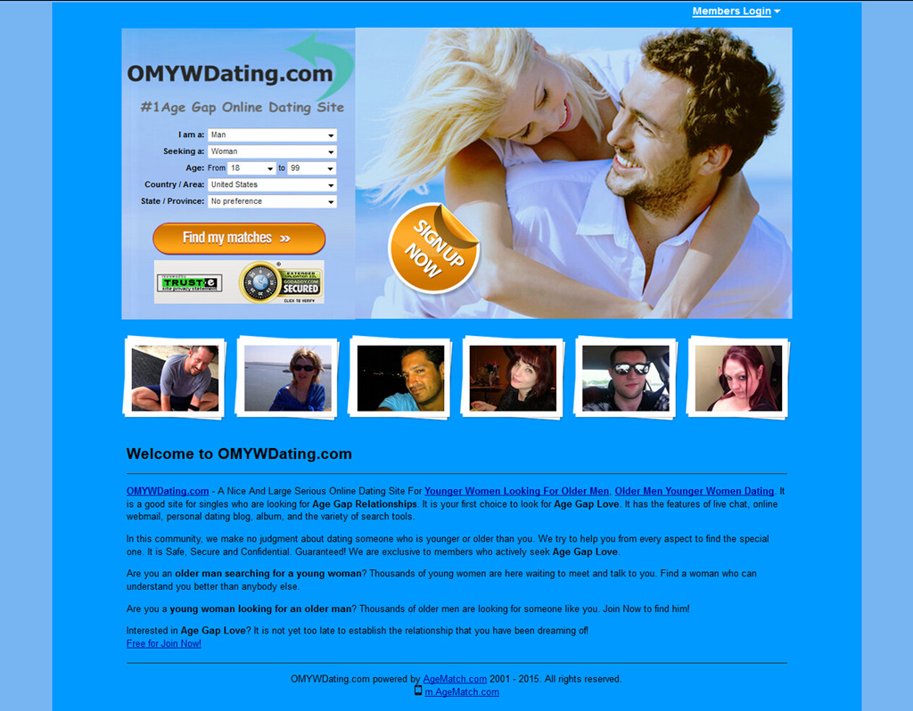 Online, dating for women, page