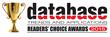 2015 DBTA Readers' Choice Awards Winners Announced