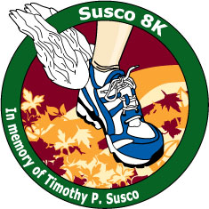 8th Annual Susco 8K Run & 2K Fun Run/Walk in Memory of Timothy P. Susco with Proceeds Benefitting Renowned Brain Aneurysm Foundation