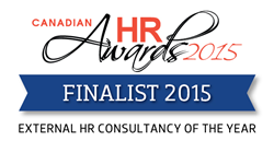 2015 Canadian HR Awards Logo