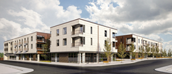 Fourth & Exterior Rendering
