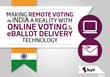 Making Remote Voting in India a Reality