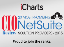 iCharts CIO Review Top 20 NetSuite Solution Providers