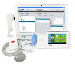 IP Nurse Call System Tacera Pulse
