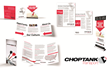Mullin/Ashley Associates' winning campaign for Choptank Transport in the 12th annual Service Industry Advertising Awards competition.