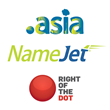 NameJet to Auction Premium Numeric .Asia Domain Names
