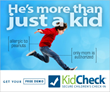 KidCheck Secure Children's Check-in Fully Compatible with Microsoft® Windows® 10 Operating System