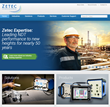 Zetec, Inc., A World Leader in NDT Inspection Technologies Launches New Logo and Website