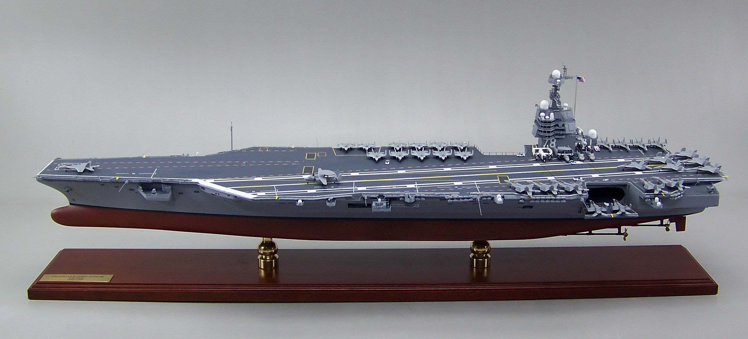 Sd Model Makers Expands Naval Warship Model Offering