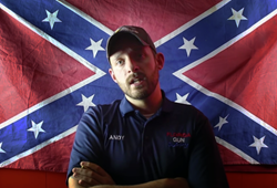 Andy Hallinan, Owner of Florida Gun Supply