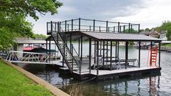 Wahoo Docks CAT5 Dock