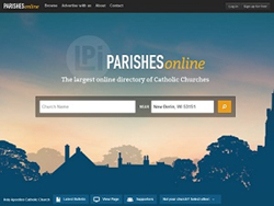 Parishes Online - the largest online directory of Catholic churches
