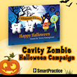 SmartPractice® Launches 'Cavity Zombie' Halloween Campaign August 17th