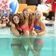 Miesha Tate to Host UFC 190 Pre-Fight Pool Party at Sapphire Pool and Day Club in Las Vegas Saturday August 1st.