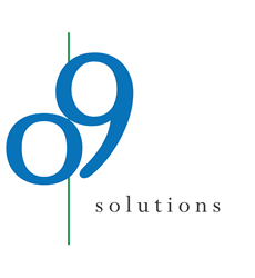 o9 Solutions Logo - Digital Management Platforms for Intelligent Decision Making