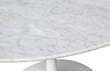 Promotions and Tulip Table Marble Round Top Back in Stock-Just in Time for the Holidays