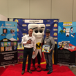 Dr. John Bond and Juan Molano at the ADHA Dental Hygienists Convention in Nashville