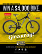 Price Point Announces Their Biggest Bike Giveaway Of The Year