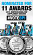 BPI Sports is Nominated for 11 Different 2015 Bodybuilding.com Supplement Awards
