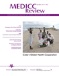 MEDICC Review Journal Highlights Cuba's Global Health Cooperation