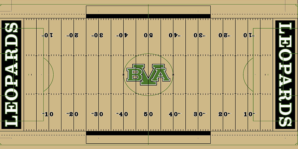 Belle Vernon (PA) United States  City pictures : GOLD AstroTurf Field for Belle Vernon Area High School