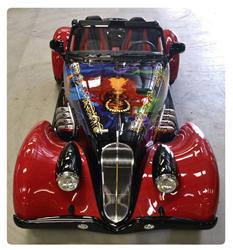 Neoclassic Vicci 6.2 Emperor convertible by DiMora Motorcar