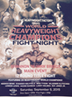 The Heavyweight Factory Presents World Heavyweight Champions Saturday Fight Night - Meet the Champs