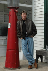 Author Chuck Walsh