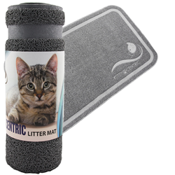 Kittycentric cat litter mat
