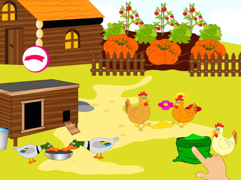 farm animals toddlers games projects fun app young