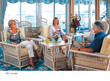 American Cruise Lines - Sky Lounge