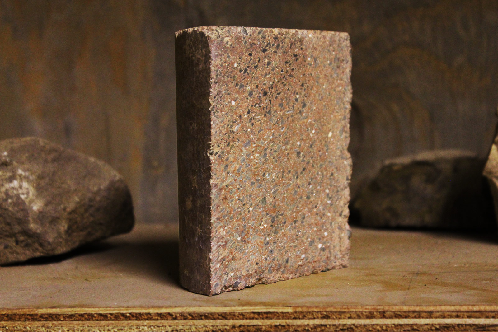 Cement Building Materials : Watershed materials develops geopolymer technology to turn