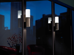 Visa Lighting Introduces New Outdoor Sconce Luminaires