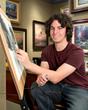 Art Brand Studios Introduces New Artist, Zachary Thomas Kinkade