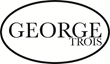 George Trois Logo, a new restaurant presented by Michael Lachowicz of Restaurant Michael