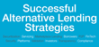 First Associates Loan Servicing, LLC Launches Successful Alternative Lending Strategies Webinar Series