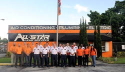 South Florida HVAC All-Star Home Services hiring