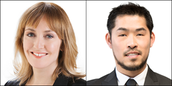 Danielle Lazier and Kenny Truong, nominees for Inman's Most Innovative Agent.