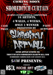 International Street-Art Competition at London's Shoreditch Art Wall - September 18 to October 21, 2015