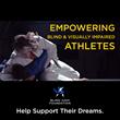 Blind Judoka 2012 Documentary of Athlete on Road to Gold