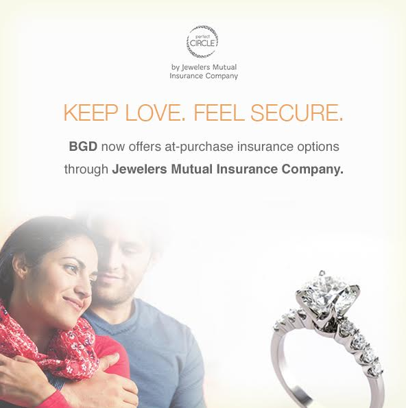Brian gavin diamonds works with jewelers mutual insurance for Jewelers mutual personal jewelry insurance