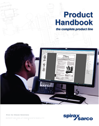View Spirax Sarco's product handbook